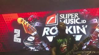 BURGERKILL HOUSE OF GREED Live on ROCKIN' NOIZEE 2017