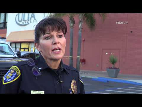 San Diego: Fatal Armored Van vs Pedestrian 04172018