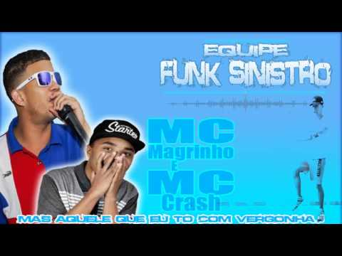 MC Crash e MC Magrinho - Faz o Passinho do Romano ♫ (Funk Sinistro) 2014.