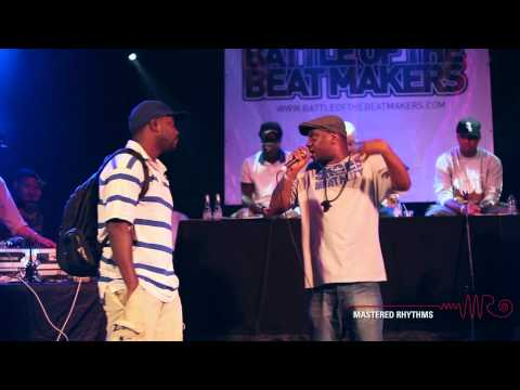 Battle Of The Beat Makers 2012 Part 2