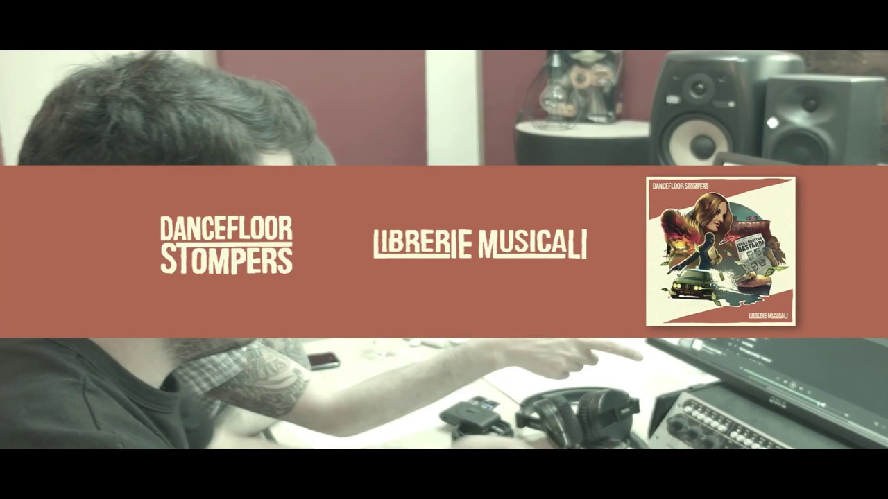 TEASER | Dancefloor Stompers | Librerie Musicali promo (Four Flies Records, OUT 20th DECEMBER)