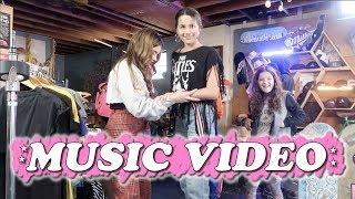 BTS of Annie's Newest Music Video (WK 413.3) | Bratayley