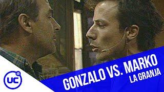 La Granja   Gonzalo versus Marko