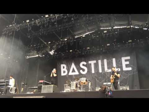Bastille - Lesser of Two Evils - Live Rock En Seine