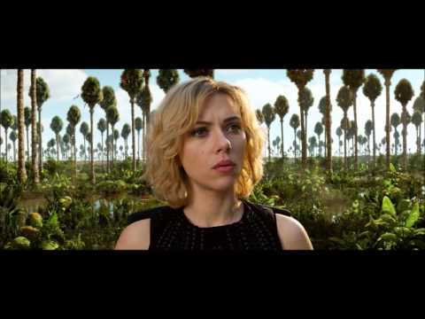 Lucy 2014 end scene 100%