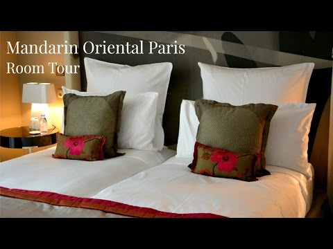 Mandarin Oriental Paris Room Tour | Paris Five Star Hotel | Lux Life