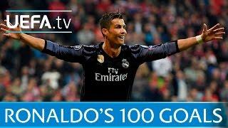 Video Cristiano Ronaldo - Watch all of his 100 European goals download MP3, 3GP, MP4, WEBM, AVI, FLV November 2018