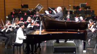 Kaan Baysal-Mozart concerto no.12, 1.movement