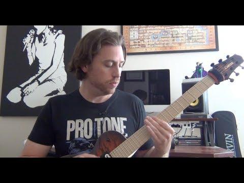 Tool Rosetta Stoned Guitar Lesson