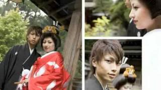 Japanese Style Kimono Wedding / 凛ウェディング・神前式、神社結婚式、和婚式