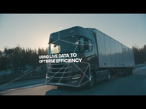 Scania introduces Scania One – the digital gateway to connected services