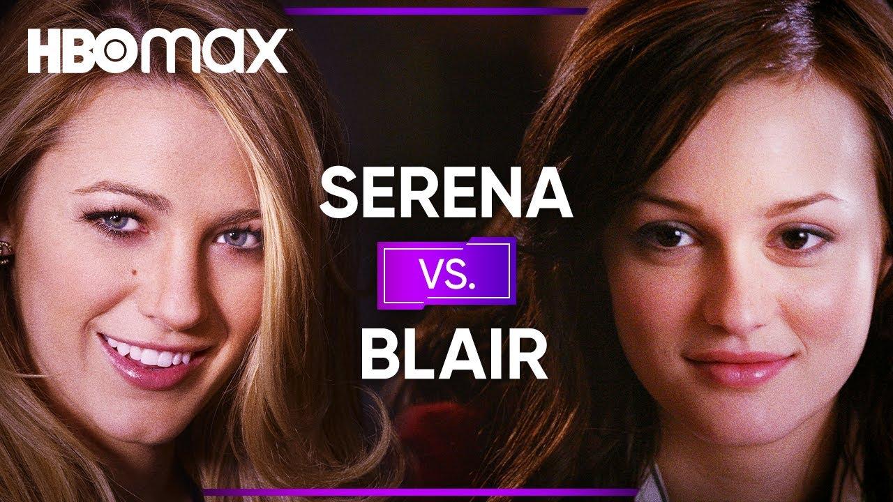 Download Epic Enemies: Serena vs. Blair   Gossip Girl   HBO Max
