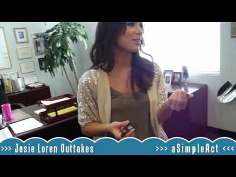 Josie Loren Interview | OUTTAKES
