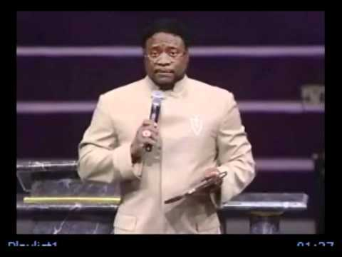 Bishop Eddie Long - Address Sex Abuse Charges Pt. (1 of 2)