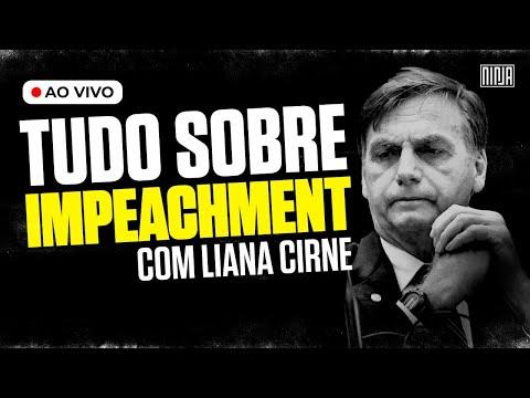 #AoVivo Saiba Tudo Sobre O Impeachment De Bolsonaro | Com A Jurista Liana Cirne