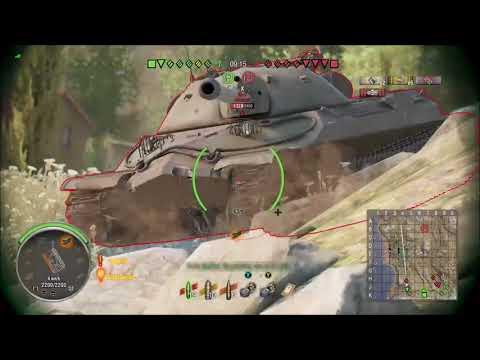 WOT Console II T110E5 - Backfoot (New Tank)
