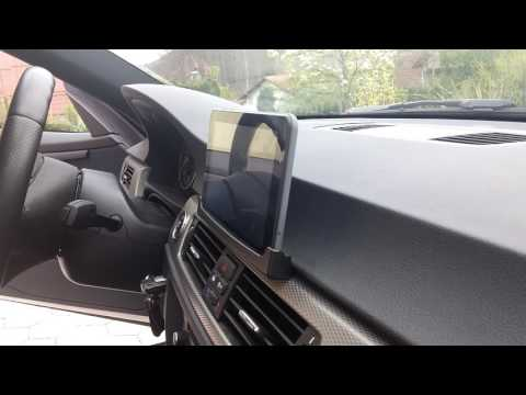 BMW E90 TAB HOLDER From Aluminum
