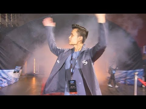 Stewie2K Surprise Entrance At IEM Sydney 2018 Showmatch! Team Australia Vs UK!