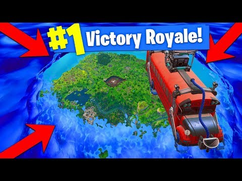 The *SUPER STORM* GAME MODE In Fortnite Battle Royale!