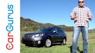 2016 Subaru Outback | CarGurus Test Drive Review
