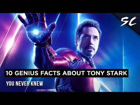 10 Super Genius facts about Tony Stark you never knew in Hindi
