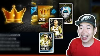 Access Pass & Team of The Year Pack Opening - Amazing 100 Ovr Power Forwards