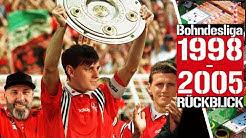 Kalous Facebook-Video: Droht das Saison-Aus? & Die Bundesliga von 1998 bis 2005 | Bohndesliga