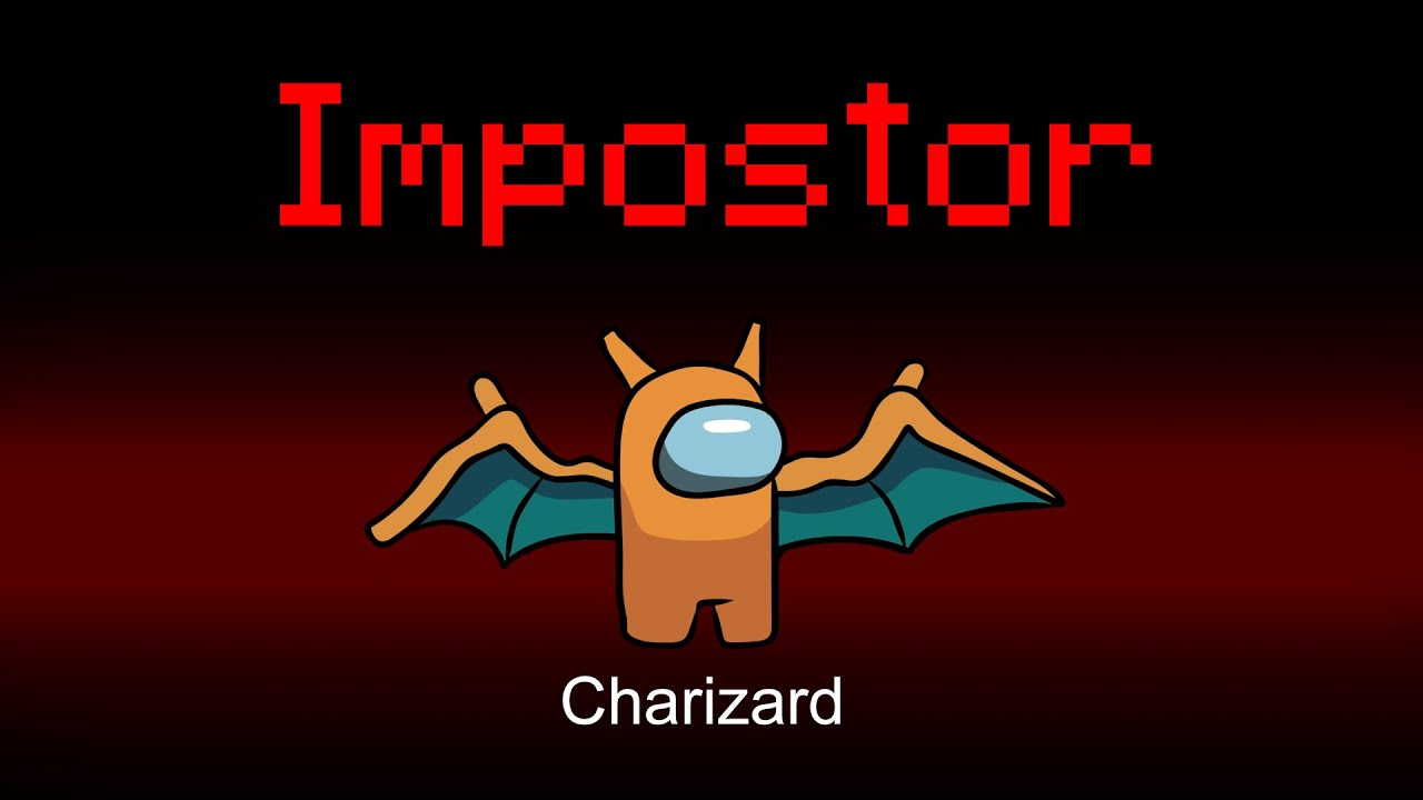 Download Among Us Animation - Pokémon Impostors