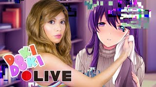 SOMETHING FEELS VERY WRONG - Doki Doki Literature Club LIVE