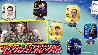 Fifa 19: Das ist der beste LA LIGA Sturm den es bislang gibt im Fut Draft! - Ultimate Team