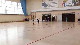 Кубок Москвы по фигурному катанию на роликовых коньках