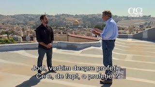 Ce e profetia si ce legatura are cu Israelul si Ierusalimul?