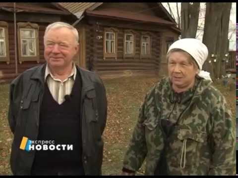 Из города в деревню. Деревня Растригино Гороховецкого района Владимирская область.