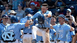 North Carolina Wins 2019 ACC Baseball Championship