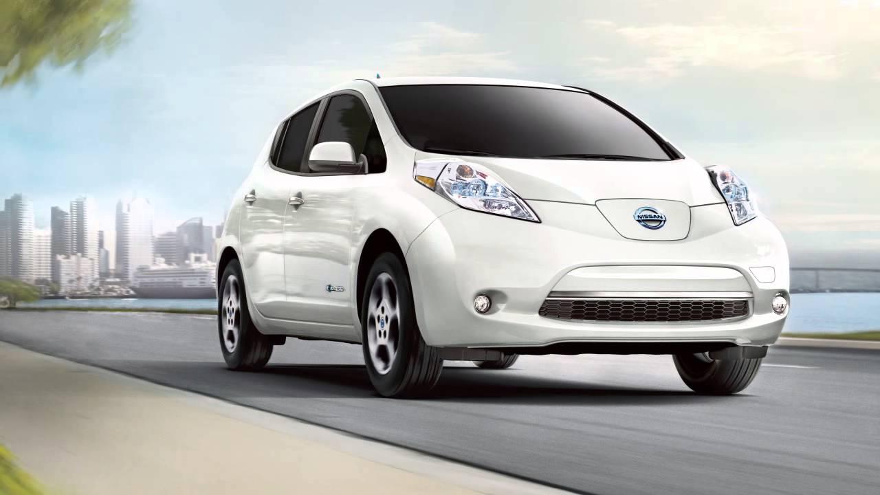 2016 Nissan Leaf Cruise Control Youtube