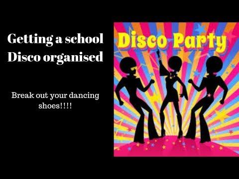 School Disco   Dance   Music