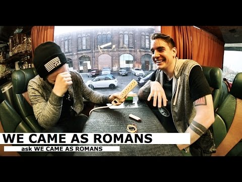 WE CAME AS ROMANS ask WE CAME AS ROMANS   www.pitcam.tv Mp3