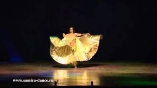 Самира. Танец с крыльями - www.dance77.ru