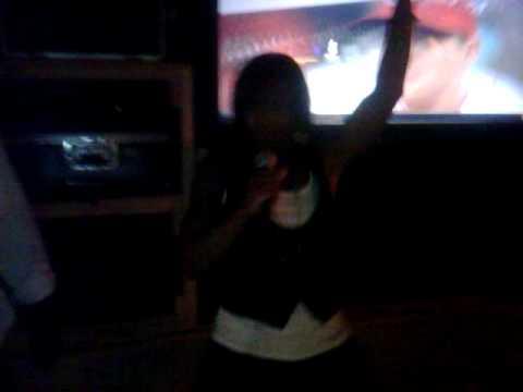 Karaoke wit black and vin diesel back