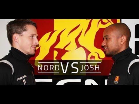 Joshua John vs. Morten Nordstrand