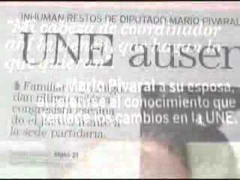Documental Periodistico elecciones 2007 guatemala