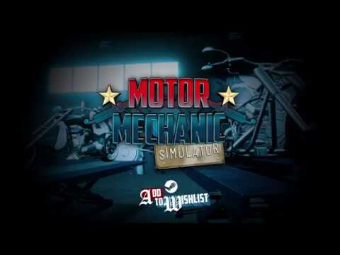 Motor Mechanic Simulator - Add To Wishlist
