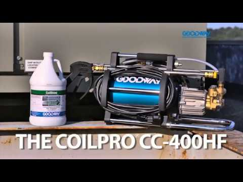 Goodway Technologies CoilPro CC 400HF