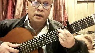 Vì Tôi Là Linh Mục (Nguyễn Đức Quang - thơ: Nguyễn Tất Nhiên) - Guitar Cover
