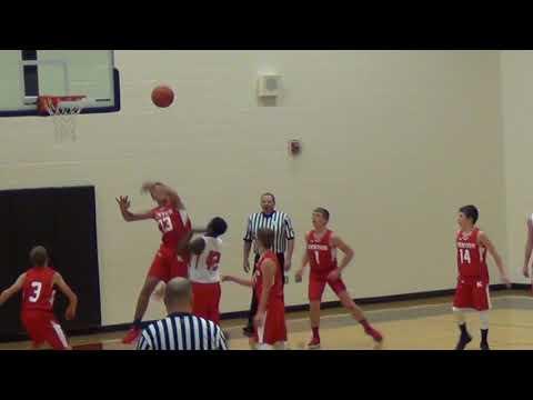 Michael McGinnis - Kenton Middle School - 8th Grade Basketball
