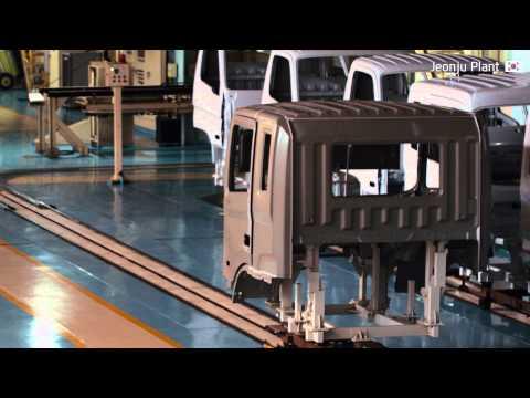 Hyundai Motors Company PR Movie - Jeonju Plant
