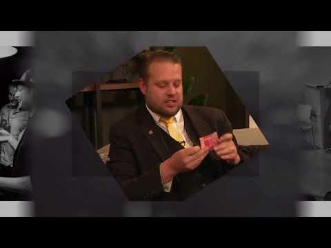 Marcel Oudejans - Fab Comedy Cabaret Magician! (Cape Town)