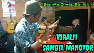 VIRAL!!! Cover lagu Hermina Suara Tinggi Sambil Di tortor