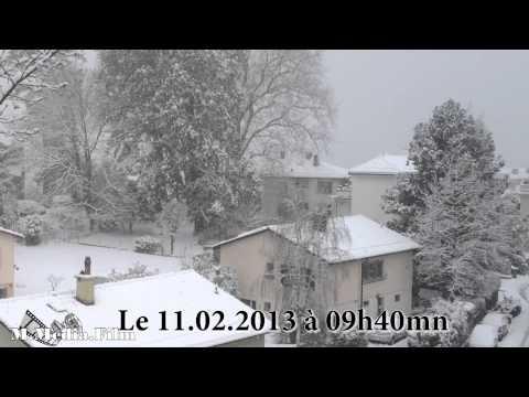 Belle Nature à Lausanne Suisse