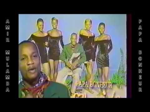 Koffi olomide  - Papa Bonheur (Clip Officiel)